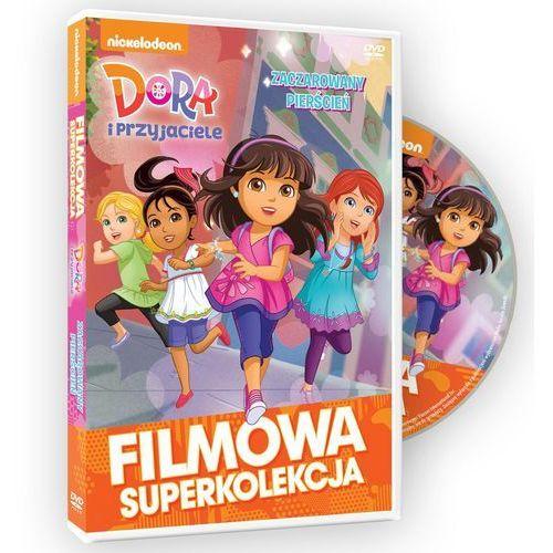 Dora i przyjaciele. Filmowa superkolekcja. Zaczarowany pierścień, towar z kategorii: Pakiety filmowe
