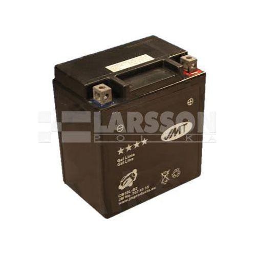 Akumulator żelowy jmt yb10l-b2 (cb10l-b2) 1100348 suzuki gsx 600, piaggio/vespa hexagon marki Jm technics
