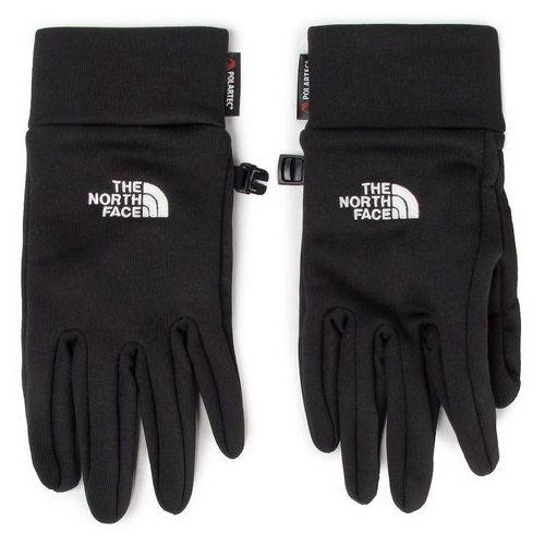 Rękawiczki damskie - powerstretch glove t0avdyjk3 tnf black marki The north face