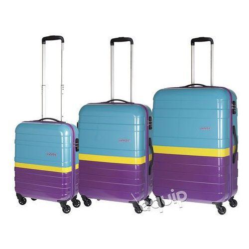 Zestaw walizek  pasadena - sunset paradise wyprodukowany przez American tourister