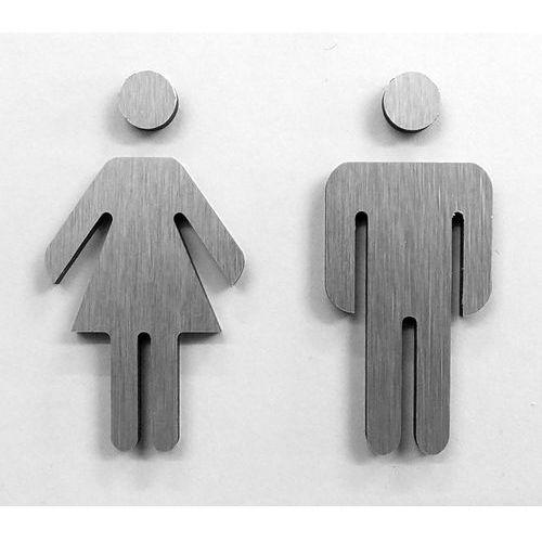 WC piktogram symbol znak toalety