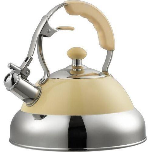 Wesco - czajnik classic - beżowy - beżowy (4004519352236)