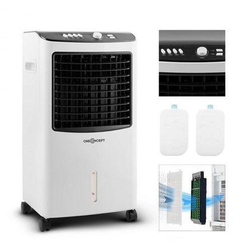 Oneconcept mch-2 v2 schładzacz powietrza 3-w-1 klimatyzator przenośny 65 w (4260435919179)