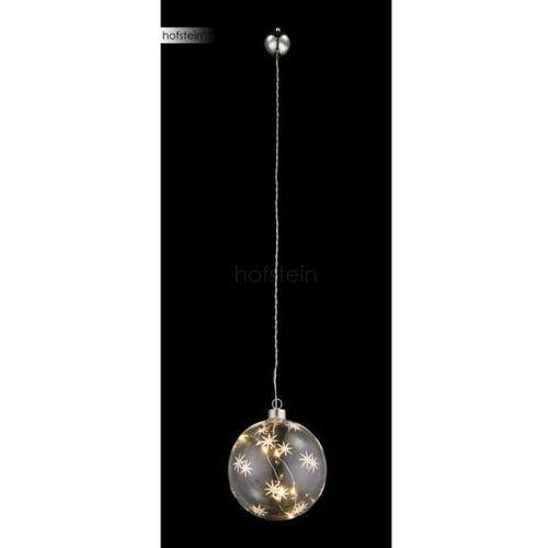 Globo Lampa wisząca LED Przezroczysty, 6-punktowe - - Obszar wewnętrzny - KRETA - Czas dostawy: od 6-10 dni roboczych