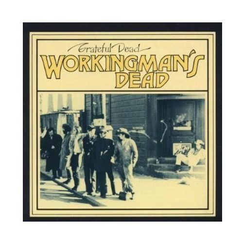 Warner music / warner bros. records Workingman's dead - grateful dead (płyta cd) (0075992718424)