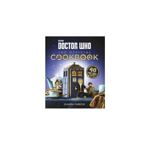 Doctor Who: The Official Cookbook (9781785940521)