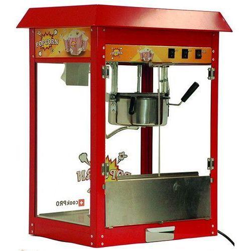 Maszyna do popcornu | 560x420x(h)750mm marki Cookpro. Najniższe ceny, najlepsze promocje w sklepach, opinie.