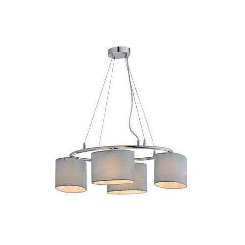 Candellux ban 34-70807 lampa wisząca zwis 4x40w e14 chrom (5906714870807)