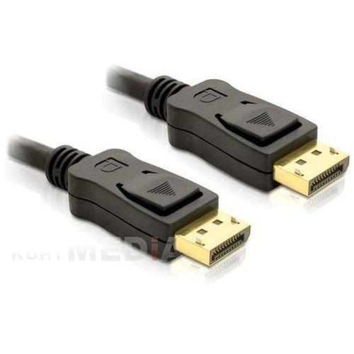 Kabel DisplayPort 3m Delock z kategorii Kable, taśmy i przejściówki
