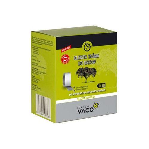 Vaco eco kleista taśma do drzew na szkodniki 5 m - darmowa dostawa od 95 zł!