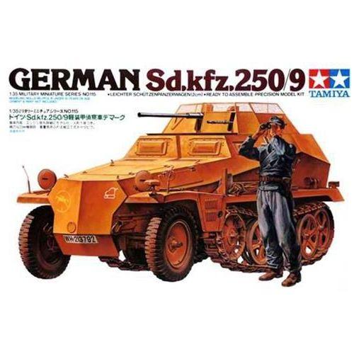 Tamiya german sdkfz 250/9 (4950344996728)