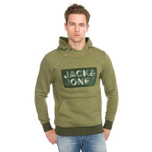 Jack & Jones Kalvo Sweatshirt Zielony S, w 5 rozmiarach