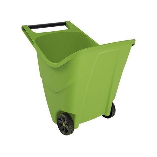 Taczka ogrodowa 85 l plastikowa dwukołowa LOAD&GO PROSPERPLAST (5905197979649)