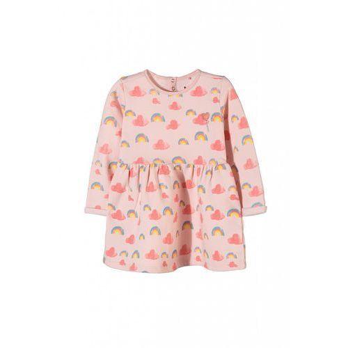 Sukienka niemowlęca dzianinowa 5k3409 marki 5.10.15.