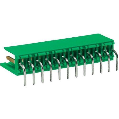 Listwa Pin męska TE Connectivity AMPMODU 280616-2 , zawartość: 1 szt.