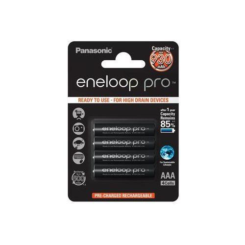 eneloop pro aaa 900 mah 500 cykli 4szt marki Panasonic