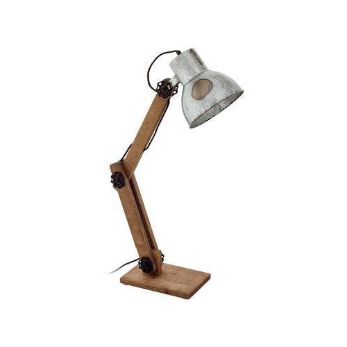 Eglo 43068 - lampa stołowa frizington 1xe27/40w/230v (9002759430689)
