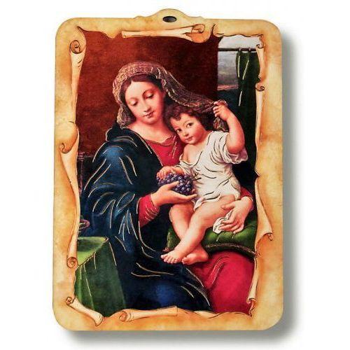 Produkt polski Matka boża z dzieciątkiem wzór 3