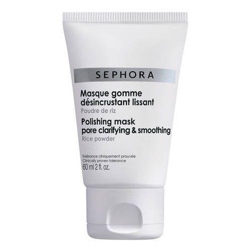 Sephora collection Złuszczająca maseczka oczyszczająco-wygładzająca -puder ryżowy - polishing