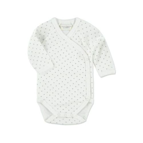 Sense organics baby body dziecięce ygon little stars