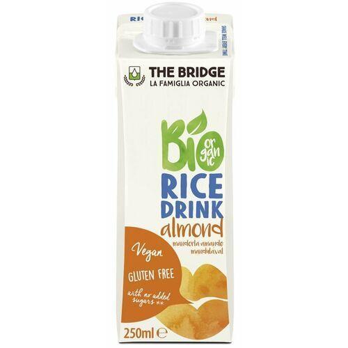 The bridge Napój mleko ryżowe z migdałami bezglutenowe 250ml -  - eko hit