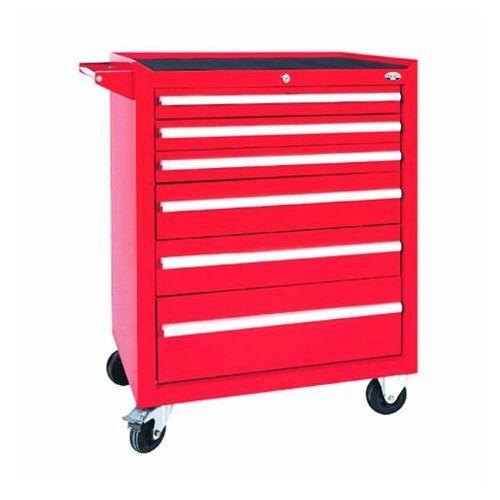 Wózek/szafka narzędziowa z 6 szufladami P-1-03-02, P-1-03-02