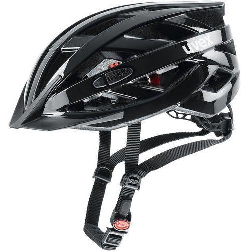 Uvex i-vo 3d kask rowerowy czarny 52-57cm 2018 kaski rowerowe (4043197296463)