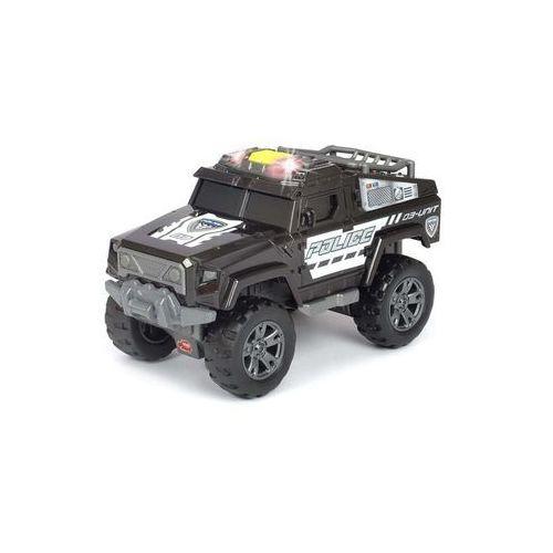 Dickie motorized police car