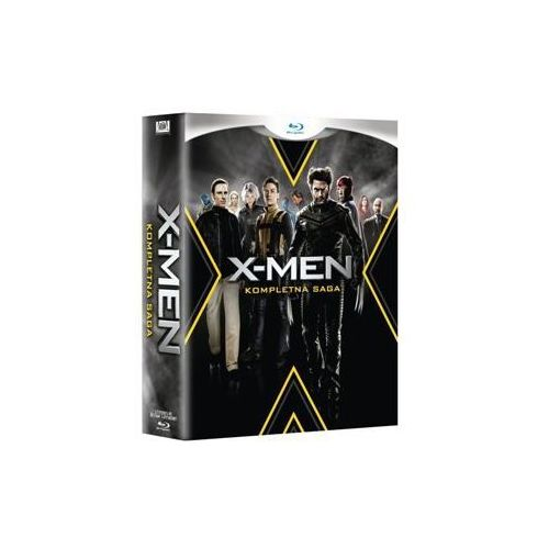 X-MEN Kolekcja 5 filmów (Blu-Ray) - Bryan Singer, Brett Ratner, Gavin Hood, Matthew Vaughn