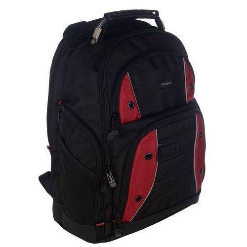 Plecak TARGUS TSB23803EU Drifter Czarno-czerwony + DARMOWA DOSTAWA!, TSB23803EU