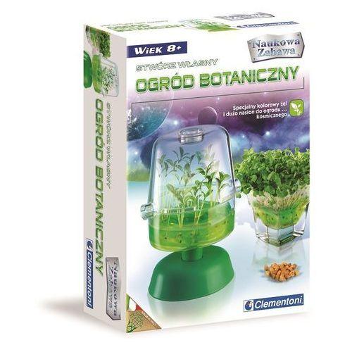 Stwórz własny ogród botaniczny Clementoni