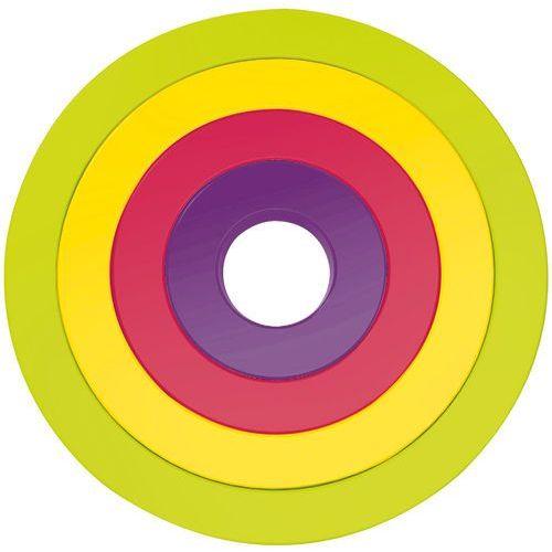 Zak! designs Podstawka pod naczynia kolorowe flora (2017-900) (7640127686447)