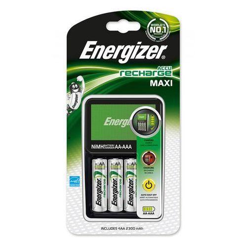 Energizer Ładowarka maxi compact 4 x aa 2000 mah (7638900321401)