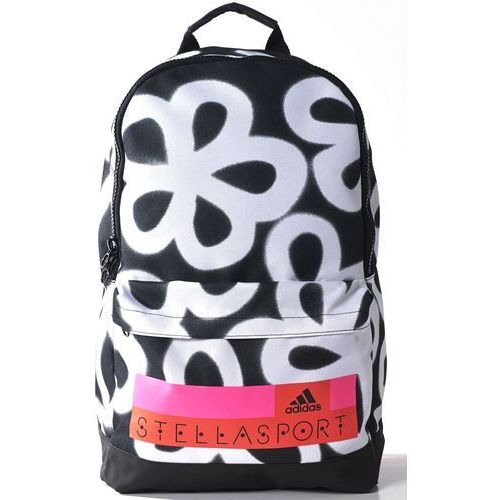 Kobiet Adidas Przez Stella Kwiatowy Plecak Czarny