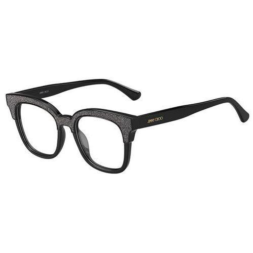 Okulary Korekcyjne Jimmy Choo 176 19K