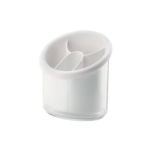 ociekacz na sztućce biały 16750000 darmowa wysyłka - idź do sklepu! marki Guzzini