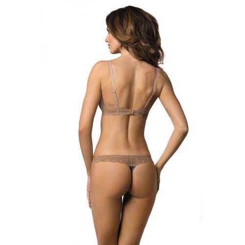 Isabelle B1 biustonosz push-up karmelowo-szary - produkt z kategorii- Biustonosze ciążowe