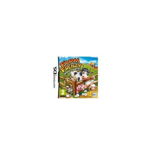 Ci games Farm frenzy: animal country ds