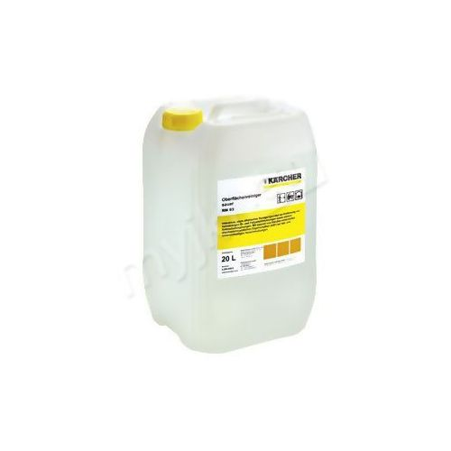Rm 93 agri preparat do czyszczenia powierzchni 10 l * gwarancja door-to-door ! * marki Karcher
