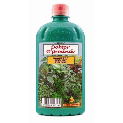 Dr. ogrodnik nawóz do roślin zielonych 0.5 l (5901803013561)