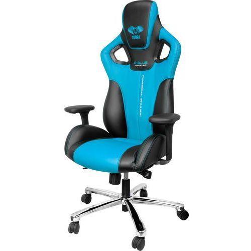 Fotel E-Blue Cobra, Niebieski (EEC303BLAA-IA) Darmowy odbiór w 21 miastach!, EEC303BLAA-IA