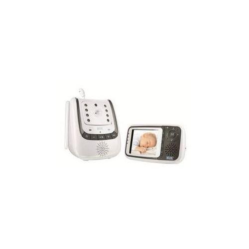 Elektroniczna niania  video eco control szara/biała marki Nuk