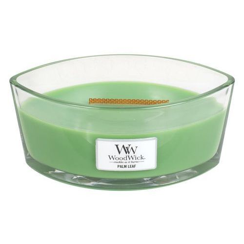 Woodwick Świeca hearthwick palm leaf