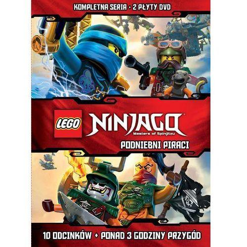 LEGO NINJAGO: PODNIEBNI PIRACI. PAKIET (2DVD) (7321997611127)