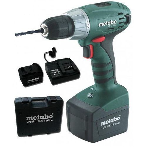 Metabo BS 12