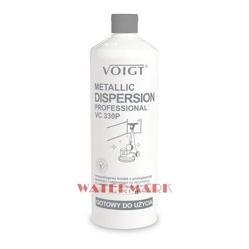 vc330p metallic dispersion professional 1l polimeryzacja podłogi marki Voigt