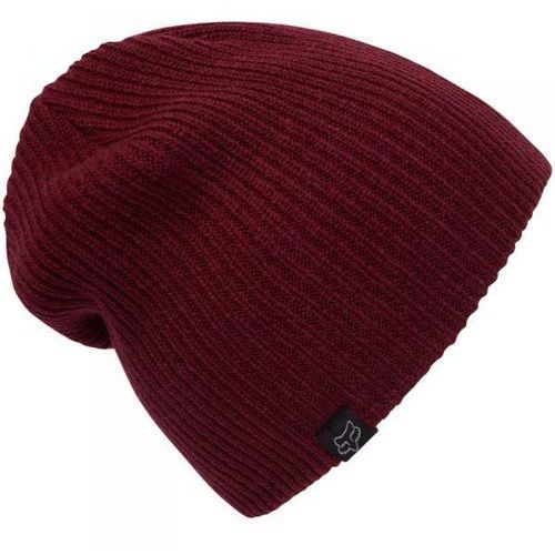 CZAPKA ZIMOWA FOX JUNIOR YOUTHSTREAM BEANIE BURGUNDY