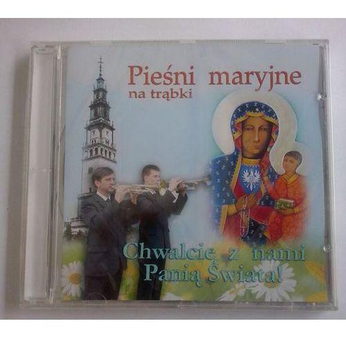 Praca zbiorowa Pieśni maryjne na trąbki - cd