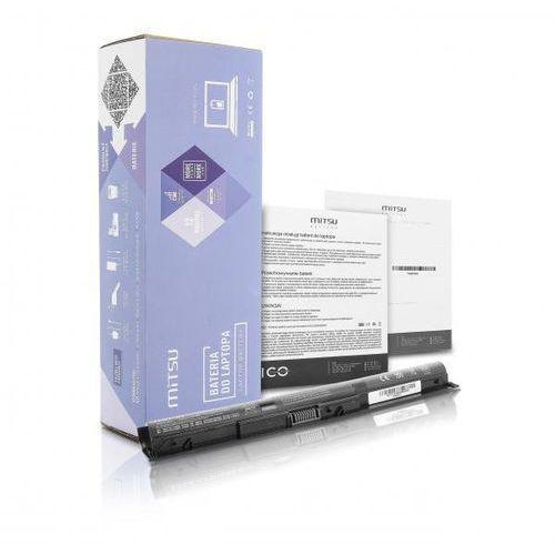 akumulator / Nowa bateria Mitsu do laptopa HP COMPAQ Pavilion 14-ab, 15-ab