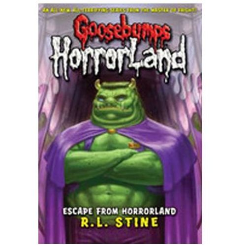 Escape From HorrorLand (9781407107714)